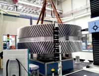 Analytische Verzahnungsmessmaschine für Werkstückdurchmesser bis 6.000 mm | KNM X Baureihe | KAPP NILES Metrology